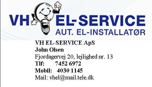 VH EL-service